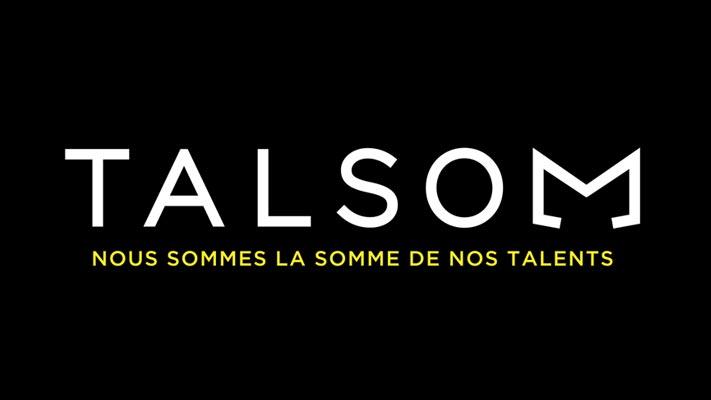 Logo Talsom - stratégie numérique